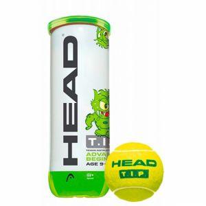 Tube De 3 Balles Head Tip Vert