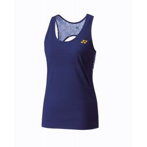 Débardeur Dame Yonex WTA Bleu Marine Taille M