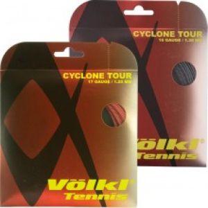 Cordage Völkl Cyclone Tour 1.20 - 1.25 ou 1.30 - Gris ou Rouge - (Prise d'Effets - Confort - Puissance)