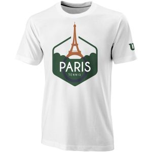 T-Shirt Performance Paris 2020 Blanc