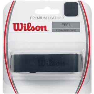 Grip Wilson Premium Cuir Véritable Noir
