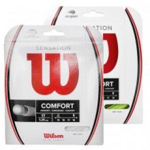 Cordage Wilson Sensation-Confort - Très apprécié par les joueurs(es) - Couleur naturel