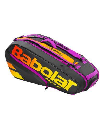 Sac de Tennis Babolat Nadal Pure Aero Violet 2021 - x6 Raquettes
