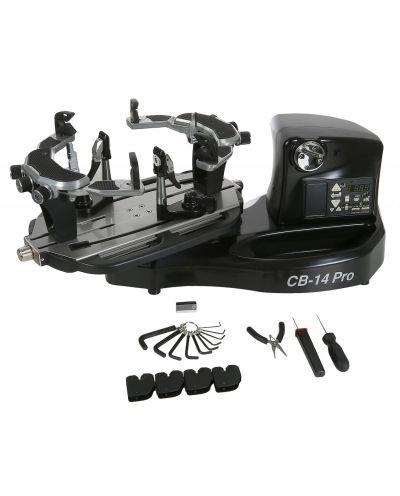 Machine Electronique à Corder CB-14 Pro (Tennis + Squash-Badminton) - Réassort courant mi-octobre