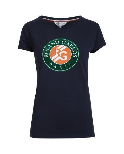 T-Shirt Dame Roland Garros Paris