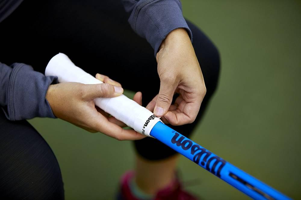 Taille de manche de votre raquette
