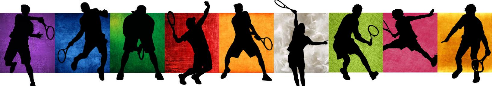 Notre Sélection d'autres modèles du Top 10 ATP - Hommes
