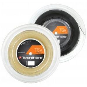 Bobine Tecnifibre TGV 200m - 16 Raquettes - Couleur naturel ou Noir