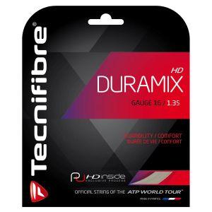 Cordage Tecnifibre Duramix HD Naturel - Contrôle et Confort - 12m