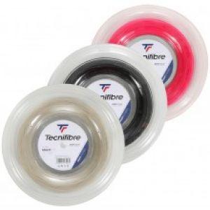 Bobine Tecnifibre Multifeel 1,25 - Puissance et Confort - Durabilité - 200m  Bleu/Rose/Naturel