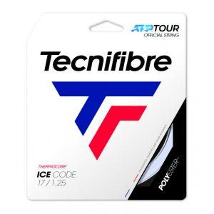 Cordage Tecnifibre Ice Code - Contrôle - Durabilité - Prise d'effets - 12m