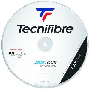 Bobine Tecnifibre Ice Code - Contrôle - Durabilité - Prise d'effets - 200m