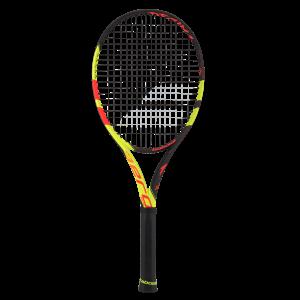 Mini Raquette Babolat L 25 cm  Edition Spéciale Roland Garros Nadal Decima - Fabriquée avec les mêmes matériaux que l'originale