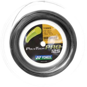 Cordage Yonex Poly Pro Tour 200m Anthracite - Nick Kyrgios