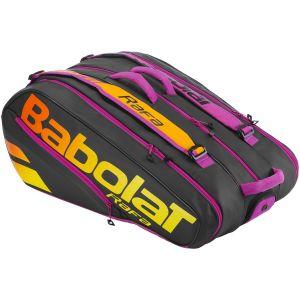 Sac de Tennis Babolat Nadal Pure Aero Violet 2021 - x12 Raquettes