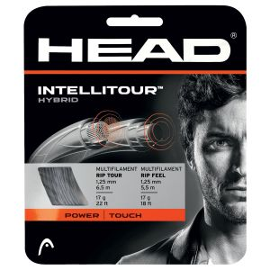 Cordage Head Hybrid IntelliTour 1,25 ou 1,30 - 2 Cordages - 12m 1 raquette