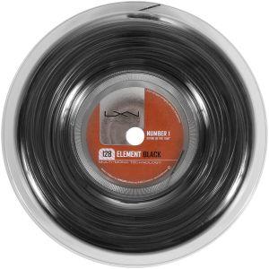 Cordage Luxilon Element 200 m -16 raquettes - Noir