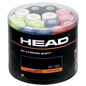Boîte 60 Surgrips Head XtremSoft - Multicouleur - Confort et Adhérence