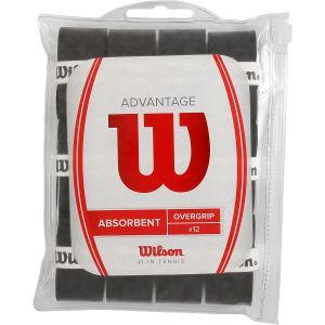 Surgrips Wilson Advantage x12 Noir - Absorbant