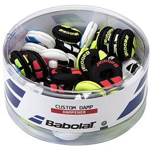 Box 48x Antivibrateur Babolat Custom Damp