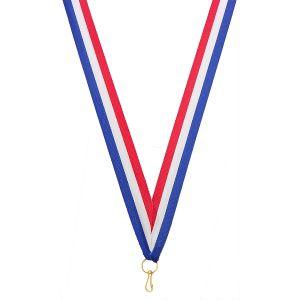 Ruban pour Médaille 2 Largeurs 1,5 ou 2,2 cm