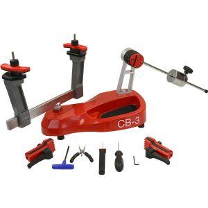 Machine à Corder Haut de Gamme CB3 Manuelle avec Outillage - Légère et facilement transportable -Tennis / Squash / Badminton