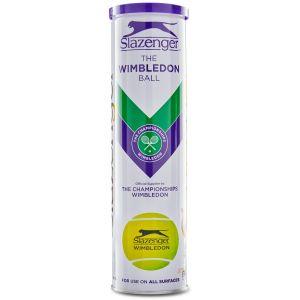 Balles Slazenger Wimbledon Officielles