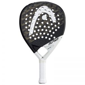 Raquette de Padel Head Graphene 360+ Alpha Motion - Carbone 365 gr