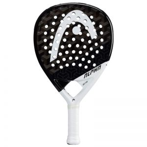 Raquette de Padel Head Graphene 360+ Alpha Elite - Carbone 370 gr