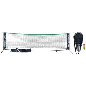 Kit Complet Filet mini-tennis/badminton Tretorn 3,20m montage et démontage rapide