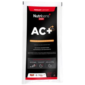 Dose Boisson Energetique Bio Nutrisens 40 gr