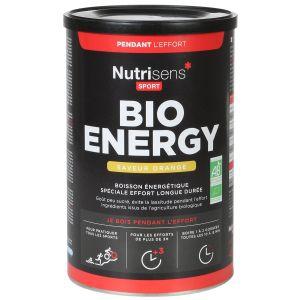 Pot Boisson BioEnergy Nutrisens - Orange