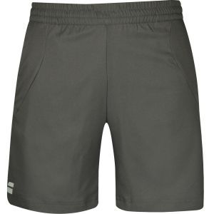 Short Homme Babolat Core Club 8' - 1x XL Anthracite