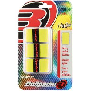 Surgrips/Overgrips PullPadel Hac Jaune