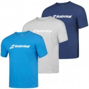 T-Shirt Garçon Babolat Play Club Logo