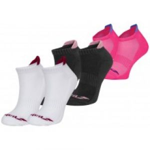 Chaussettes Dame Babolat Invisibles - 2 Paires