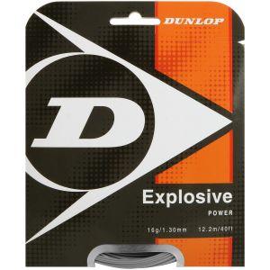 Cordage Dunlop Explosive 12m 1.25 ou 1.30 mm (Puissance et Durabilité)