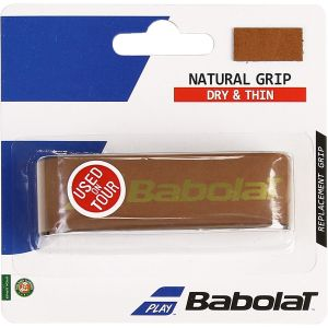 Grip Babolat Naturel - Cuir véritable