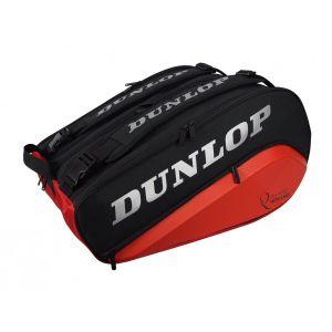 Sac de Padel Dunlop Thermo Elite Noir/Rouge Moyano