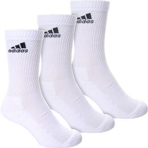 Pack de 3 Paires - Chaussettes Adidas Tennis ATP Tour   - 2 Couleurs à choix Blanc ou Noir