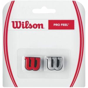 Antivibrateur Wilson Pro Feel Rouge/Argent