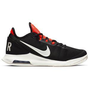 Chaussures Homme Nike Air Max Wildcard Noir/Rouge  Pointure 45 - Terre Battue et Surfaces glissantes