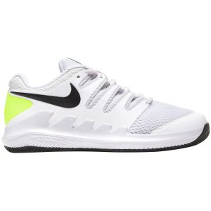 Chaussures Junior Nike Federer Air Zoom Vapor X - Blanc - Toutes surfaces