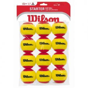 Balles Wilson Easy Starter x12