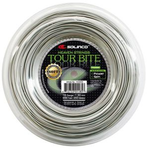 Bobine Cordage Solinco Tour Bite Soft 200m