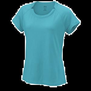 T-shirt Dame Wilson Condition Bleu - Taille L