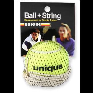 Balle + Elastique de Remplacement ou Attacher à votre Convenance sur autre Endroit