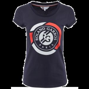 T-Shirt Dame Roland Garros - 1x en L