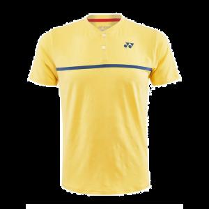 Polo Homme Yonex Wawrinka Roland Garros 2020 - Jaune Taille M