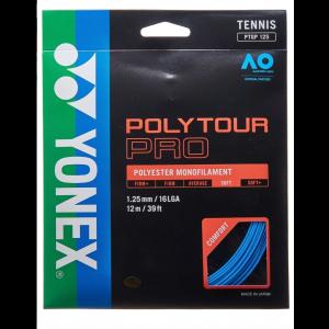 Cordage Yonex PolyTour Pro 1,25  - Bleu